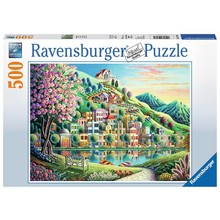 Ravensburger Ravensburger Puzzle 500pc Blossom Park