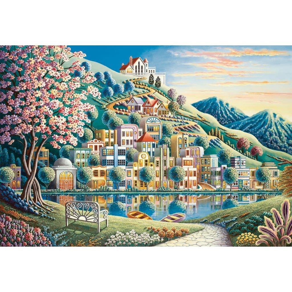 Ravensburger  Puzzle 500pc Blossom Park