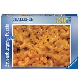 Ravensburger Ravensburger Puzzle 500pc Challenge Mac & Cheese