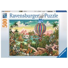 Ravensburger Ravensburger Puzzle 500pc Hot Air Hero