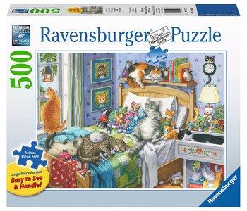 Ravensburger Puzzle 500pc Large Format Cat Nap