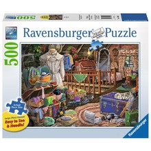 Ravensburger Ravensburger Puzzle 500pc Large Format The Attic