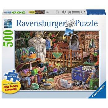 Ravensburger Puzzle 500pc Large Format The Attic