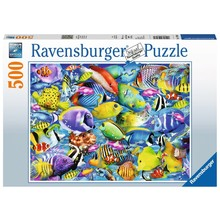 Ravensburger Ravensburger Puzzle 500pc Tropical Traffic