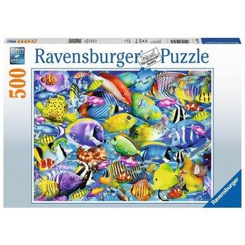 Ravensburger Puzzle 500pc Tropical Traffic