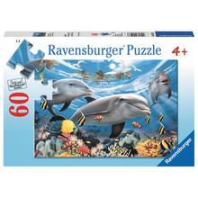 Ravensburger Ravensburger Puzzle 60pc Caribbean Smile