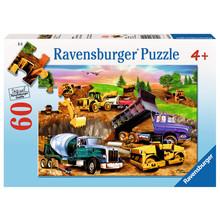 Ravensburger Ravensburger Puzzle 60pc Construction Crowd
