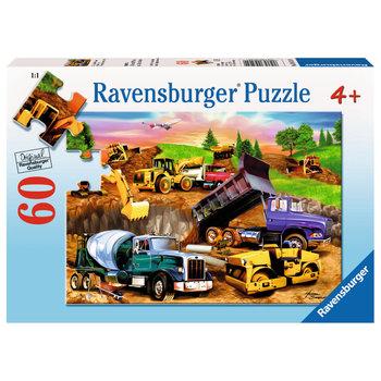 Ravensburger Puzzle 60pc Construction Crowd