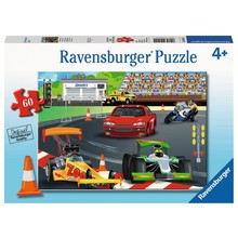 Ravensburger Ravensburger Puzzle 60pc Day at the Races