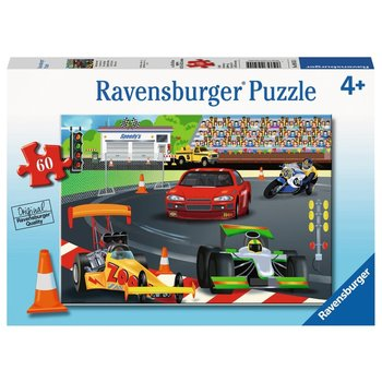 Ravensburger Puzzle 60pc Day at the Races