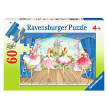 Ravensburger Ravensburger Puzzle 60pc Fairytale Ballet
