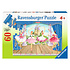 Ravensburger Puzzle 60pc Fairytale Ballet