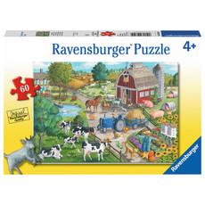 Ravensburger Puzzle 60pc Home on the Range