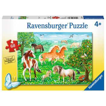 Ravensburger Puzzle 60pc Mustang Meadow