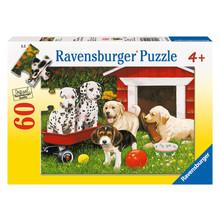 Ravensburger Ravensburger Puzzle 60pc Puppy Party