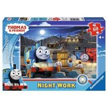 Ravensburger Ravensburger Puzzle 60pc Thomas Night Work