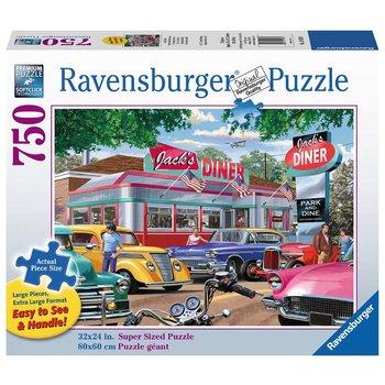 Ravensburger Puzzle 750pc Large Format Meet you at Jacks