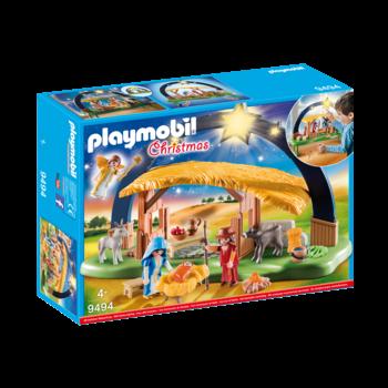 Playmobil 123 Christmas Manger