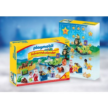Playmobil Advent Calendar 2019 123 Christmas in the Forest