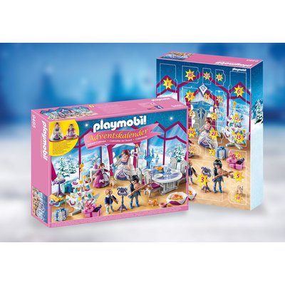 Playmobil Playmobil Advent Calendar 2019 Crystal Palace