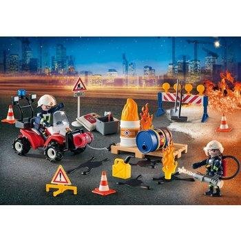 Playmobil Advent Calendar 2019 Fire Rescue