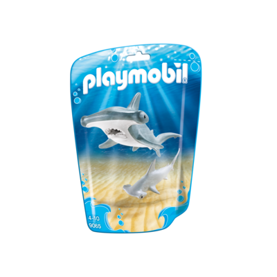 Playmobil Playmobil Aquarium Hammerhead Shark