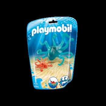 Playmobil Aquarium Octopus with Baby
