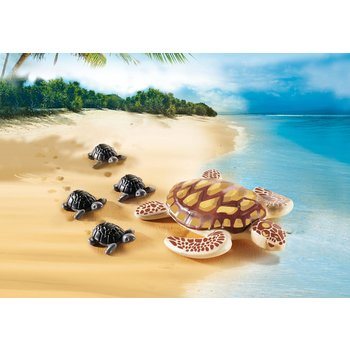 Playmobil Sea Turtle with Baby