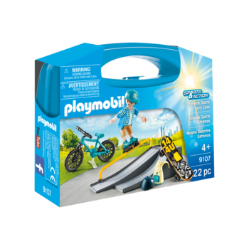 Playmobil Carry Case: Extreme Sports