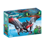 Playmobil Playmobil Dragons DeathGripper with Grimmel