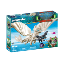 Playmobil Playmobil Dragons Light Fury Play Set