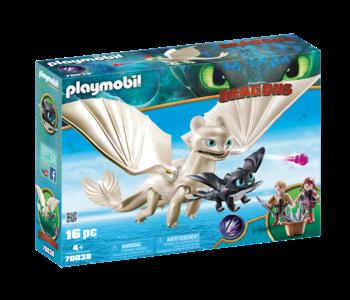 Playmobil Dragons Light Fury Play Set