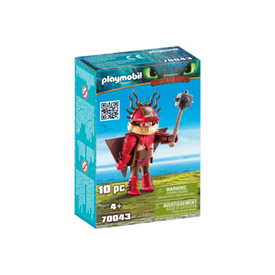 Playmobil Playmobil Dragons Snotlout with Flight Suit