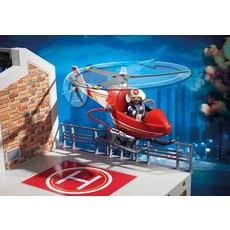 Playmobil Fire Station