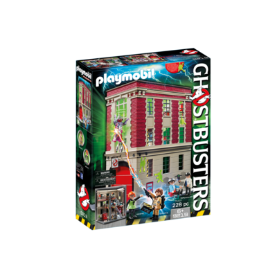 Playmobil Playmobil Ghost Busters Firehouse