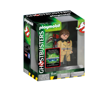 Playmobil Ghostbusters Collection Figure P. Venkm