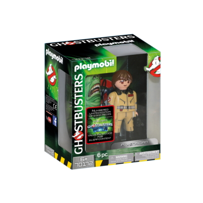 Playmobil Playmobil Ghostbusters Collection Figure P. Venkm