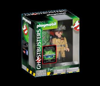 Playmobil Ghostbusters Collectors Figure  R. STantz