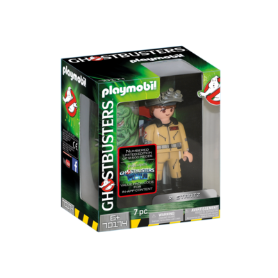 Playmobil Playmobil Ghostbusters Collection Figure R. Stant