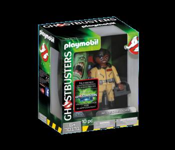 Playmobil Ghostbusters Collection Figure W. Zedde
