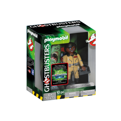 Playmobil Playmobil Ghostbusters Collection Figure W. Zedde