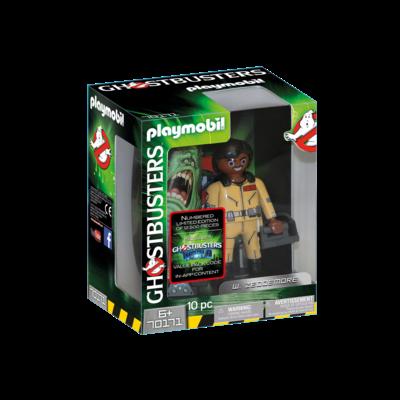Playmobil Playmobil Ghostbusters Collection Figure W. Zedde