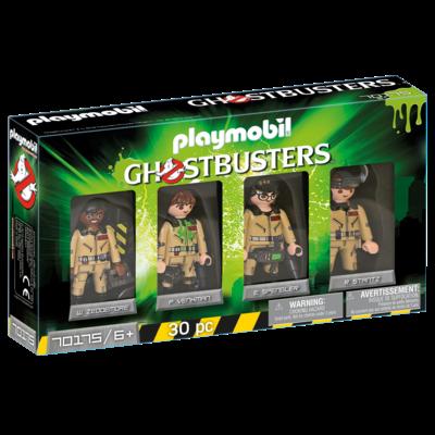 Playmobil Playmobil GhostBusters Figures Set