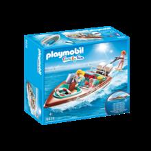 Playmobil Playmobil LTD Speedboat with Underwater Motor