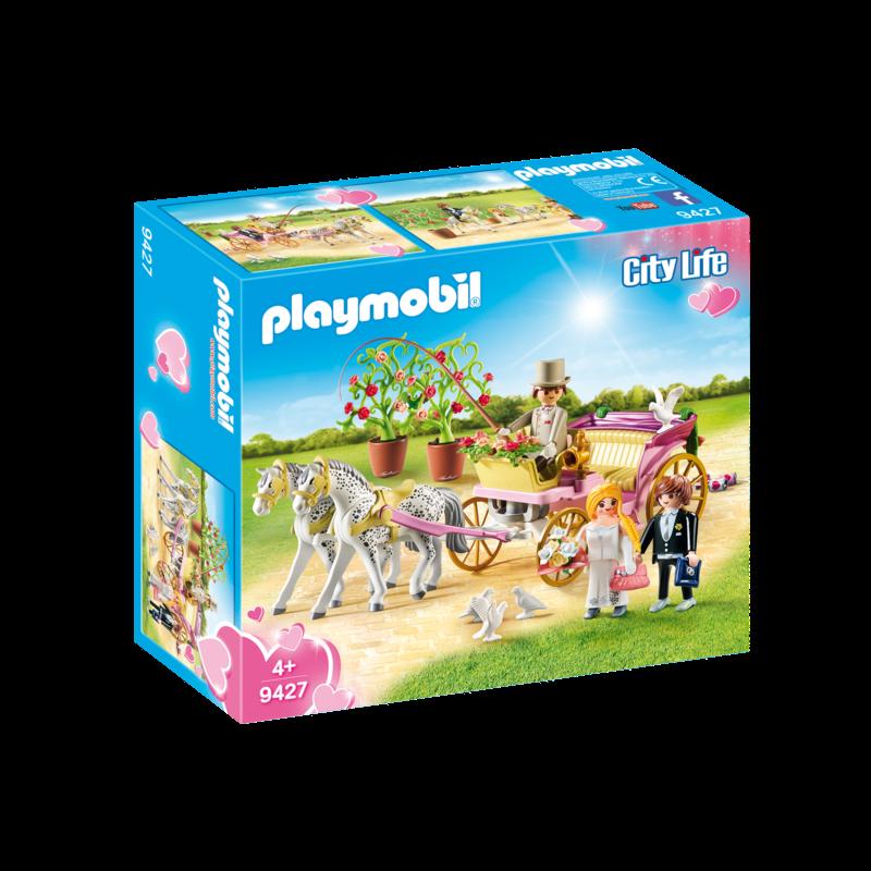 Playmobil Playmobil LTD Wedding Carriage
