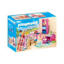 Playmobil Playmobil Modern House Children's Room
