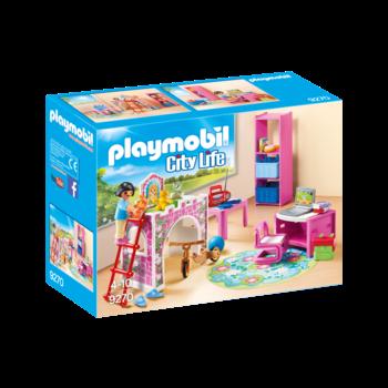 Playmobil Modern House Children's Room