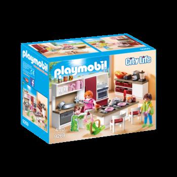 Playmobil Modern House Kitchen