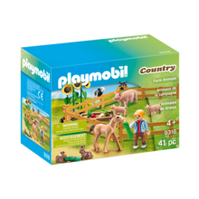 Playmobil Playmobil North American Farm Animals