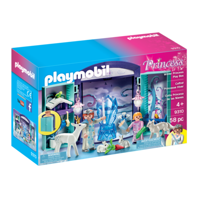 Playmobil Playmobil Play Box Winter Princess